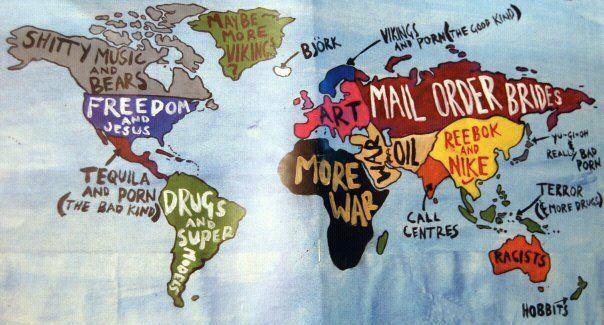 Er det slik verden er?