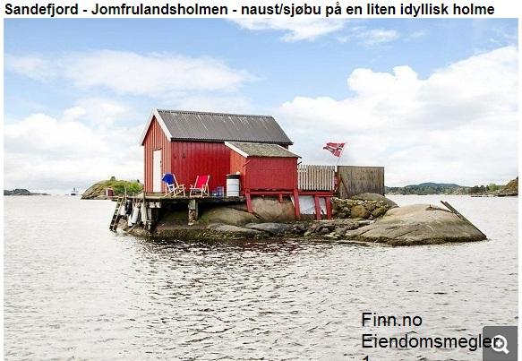 Hytte i Sandefjord