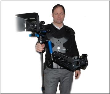 For voksne gutter som har filmproduksjon som hobby eller levebrød er steadicamen en av de ting som garantert vil fascinere deg mest.