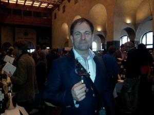 Jeg storkoste meg på vinsmakning. Rakk knapt å smake på 1/3 av vinene, men det ble nok over 100 ulike viner som som jeg allikevel rakk å lukte på:)