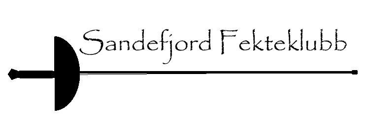 Logo Sandefjord Fekteklubb