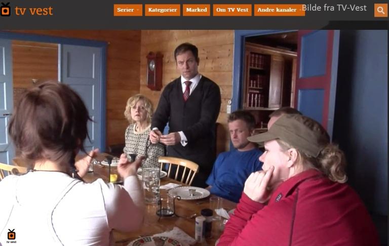 Fjes til fjells gjengen har en heftig diskusjon om de skal bli i hytten eller vandre videre